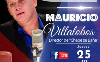 Entrevista a Mauricio Villalobos director de Chepe se Baña