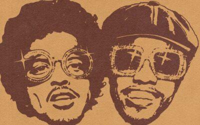 Bruno Mars y Anderson .Paak han anunciado un nuevo proyecto conjunto llamado Silk Sonic