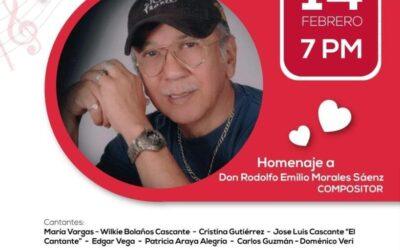 Rodolfo Emilio Morales, compositor de algunos éxitos del grupo «Gaviota» recibirá homenaje