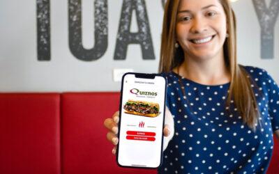 Quiznos lanza su propia app y nuevo sitio web con tecnología de punta para una mejor experiencia a sus clientes