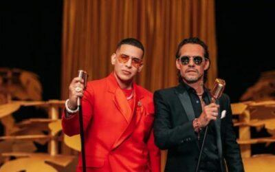Jose Rosa's Music Corner News: Marc Anthony, Daddy Yankee y Maluma se unen a la lista de artistas de Premio Lo Nuestro 2021