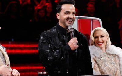 Jose Rosa Music Corner News: Luis Fonsi se une a Kelly Clarkson como asesor del equipo de 'The Voice'