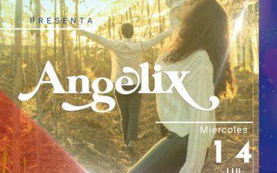 Entrevista al dúo musical Angelix, miércoles 14, a las 7 pm en vivo y en directo por el facebook de Tia Zelmira