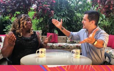 Charlene Stewart en Entrevista con Alex Murillo