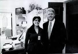 Monica y Bill 2