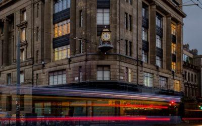 Johnnie Walker abre una experiencia global para visitantes en Edimburgo
