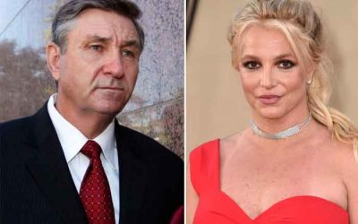 Britney Spears queda liberada de la tutela de su padre después de 13 años