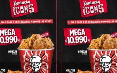 KFC, un icono en nuestro país