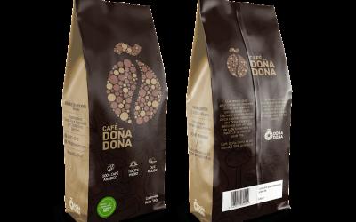 Doña Dona amplía su línea de negocio con marca propia de café