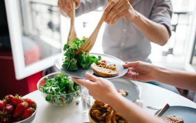 3 consejos para identificar las porciones adecuadas que debe consumir en su alimentación diaria