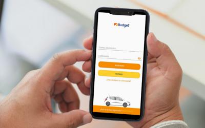 Nueva plataforma llega a Costa Rica Budget desarrolla aplicación para alquiler de vehículos sin contacto
