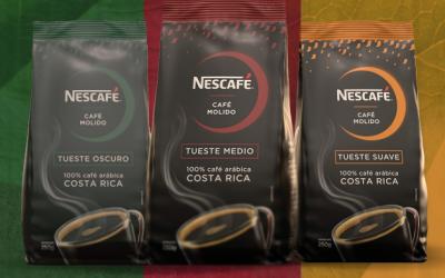 Café Molido Nescafé le ayuda a elegir el tueste de grano ideal para usted