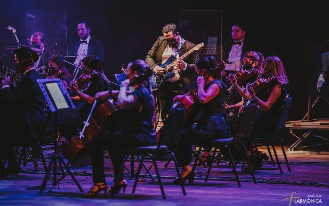 Orquesta Filarmónica ofrecerá concierto masivo en el Estadio Nacional