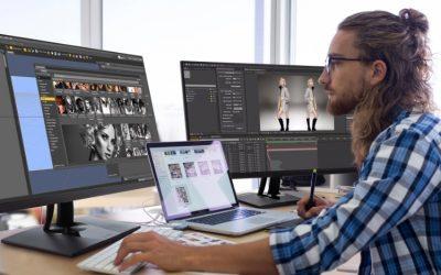 ViewSonic presenta nuevos monitores ColorPro con resoluciones 2K y 4K