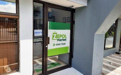 Laboratorios Zepol incursiona por primera vez en tienda física, al detalle y, próximamente, también en líne