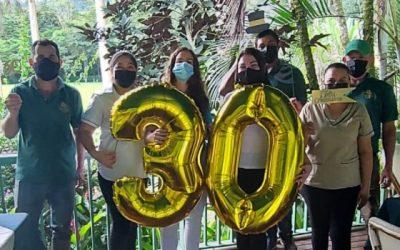 Casa Turire celebra 30 años comprometidos con la excelencia