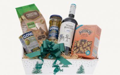 Bottega le brindará el auténtico sabor de la temporada con sus canastas navideñas