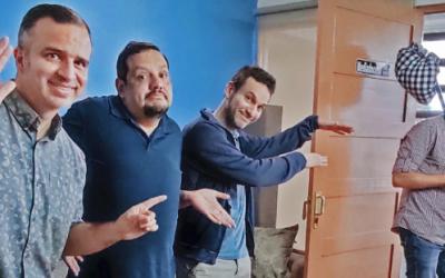 Después de 25 años, Edgar Murillo deja La Media Docena