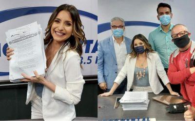 Natalia Monge se despide de «Pelando el Ojo»