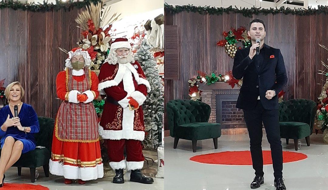 (Fotos) Tiendas Ekono lanza sus nuevas tendencias navideñas