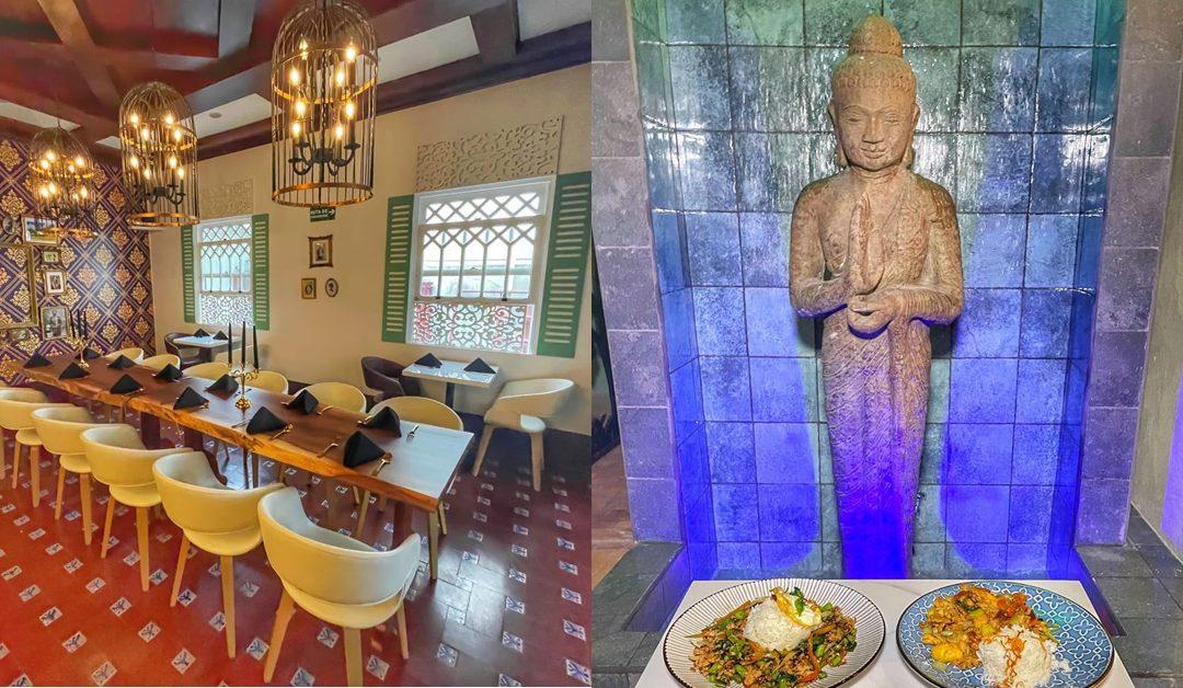 Samui Thai, el nuevo restaurante de auténtica comida tailandesa en Barrio Escalante